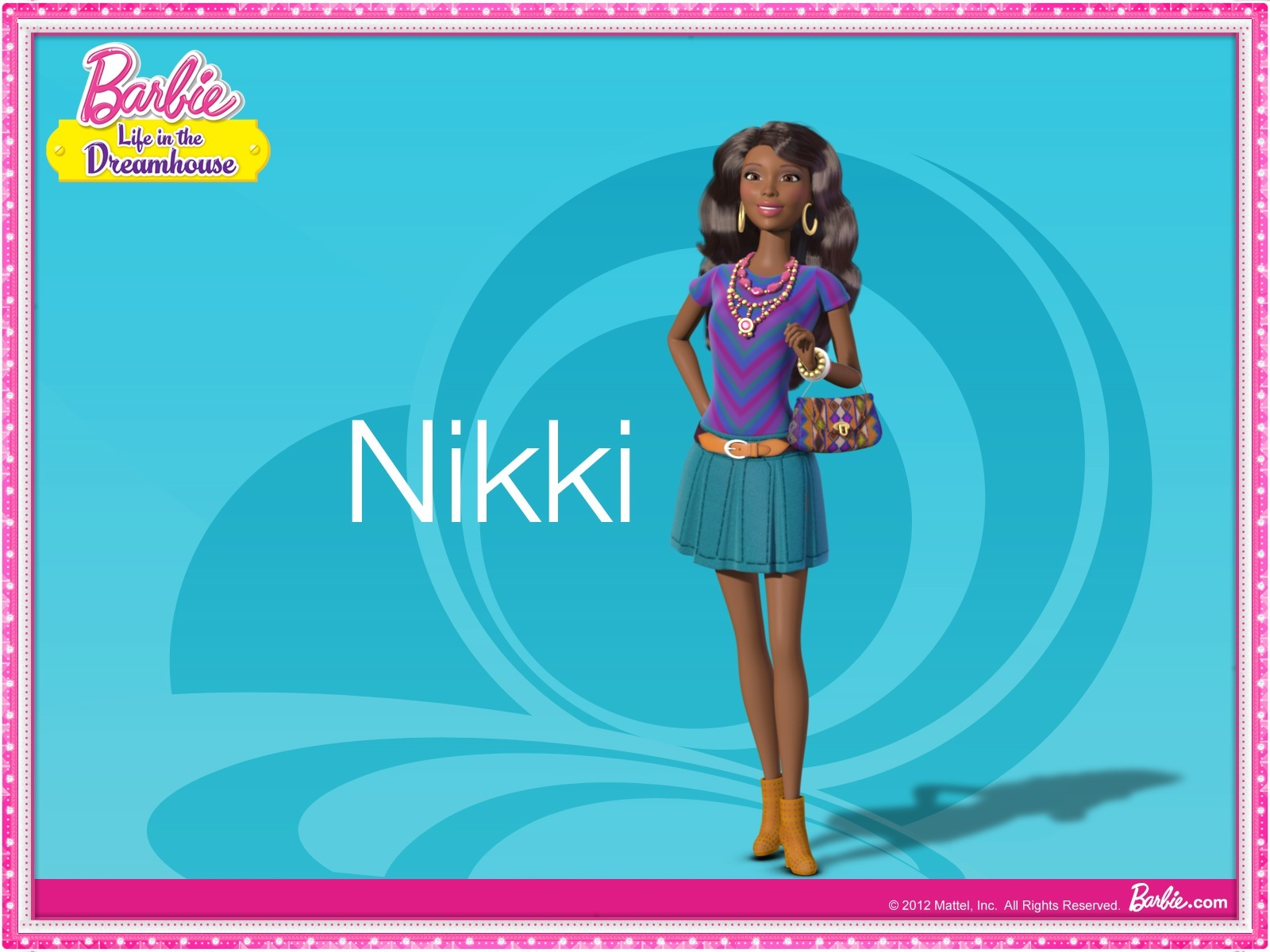 life in the dreamhouse barbie