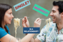 Can We Guess Your Relationship Status Based On Your Food Preferences?
