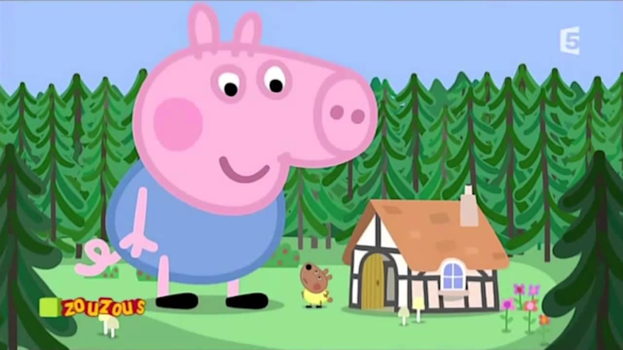 Dessin anime peppa pig - Dessin anime de peppa cochon ...