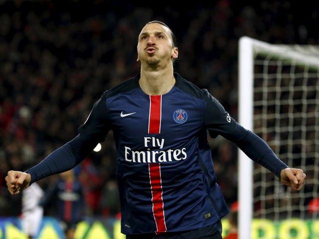Ibrahimovic (PSG): 27 goles / 40,5 puntos