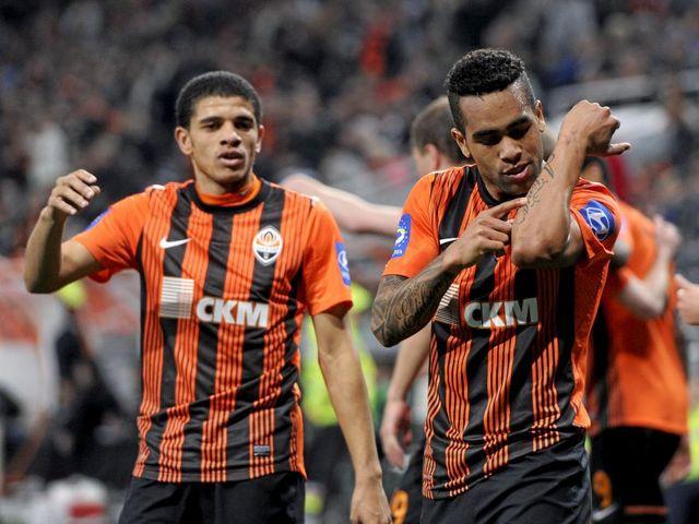 Alex Teixeira (Shakthar Donetsk): 22 goles / 33 puntos