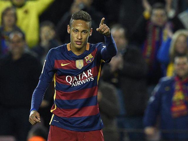 Neymar (Barcelona): 20 goles / 40 puntos