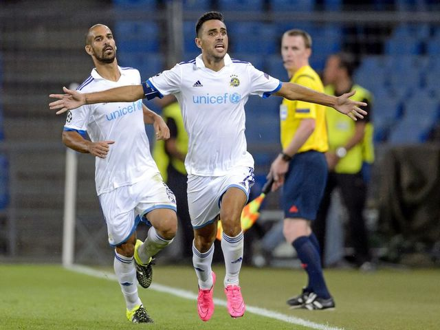 Eran Zahavi (Maccabi Tel Aviv): 26 goles / 39 puntos