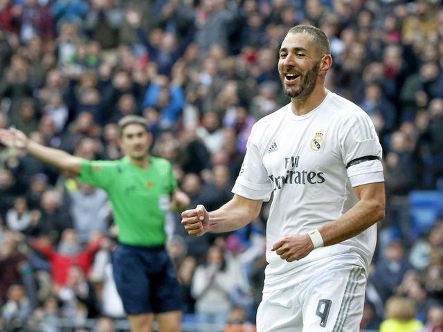Karim Benzema (Real Madrid): 19 goles / 38 puntos