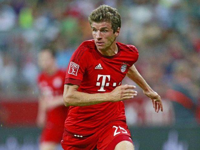 Thomas Müller (Bayern): 19 goles / 38 puntos