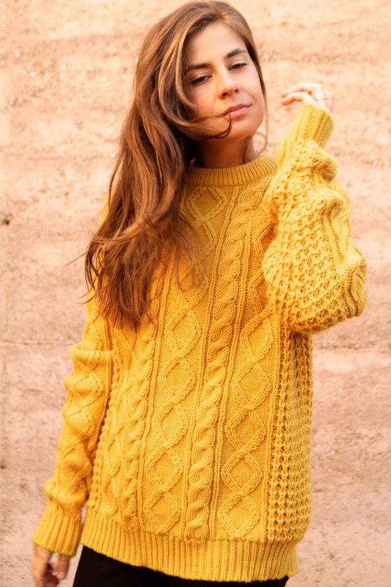Choose A Fall Sweater In Every Color Of The Rainbow And Find Out ...