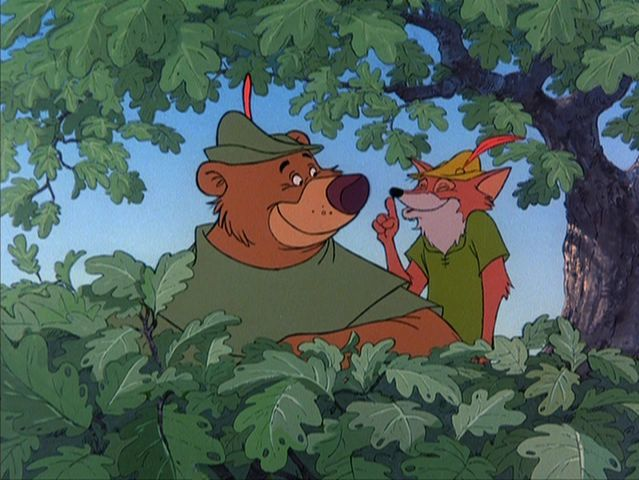 Who is Robin Hood's long-time partner in crime?