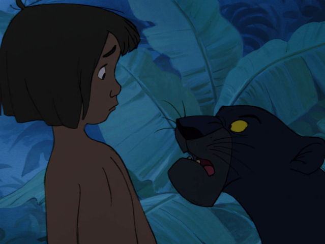 Who is Bagheera's young ward?