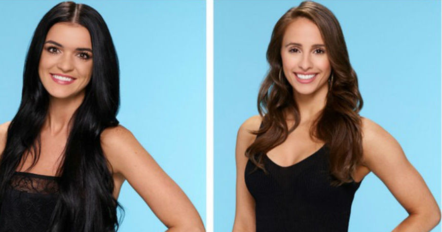 raven and vanessa from the bachelor
