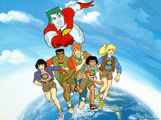 Which Captain Planet Planeteer are You?