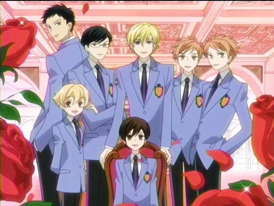 what ouran host are you playbuzz