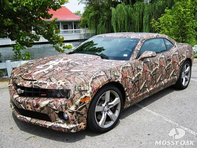 11 Decked Out Camo Cars Playbuzz