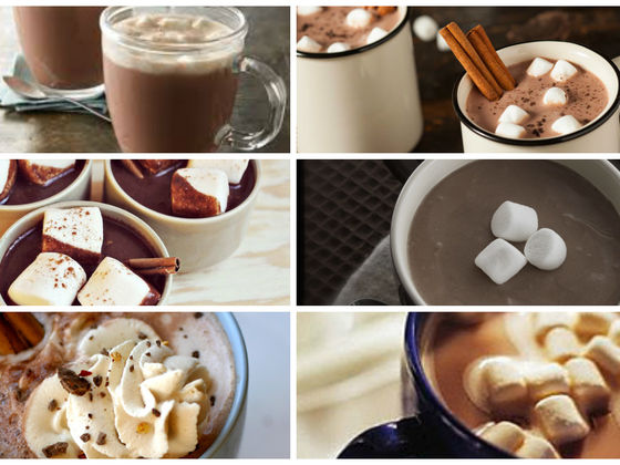 What Twist Should You Put On Your Hot Cocoa This Fall?