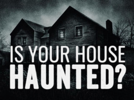 Is Your House Haunted Take The Quiz And Find Out Playbuzz