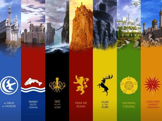 what game of thrones house do you belong to