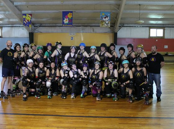 Which Appalachian Rollergirl Are You?