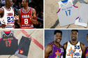Rank All Of The NBA's All-Star Jerseys Over The Years
