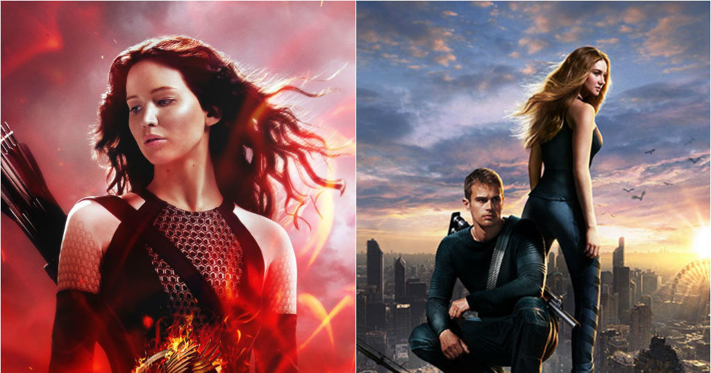 Poll the hunger games vs divergent playbuzz for 4 dans divergente