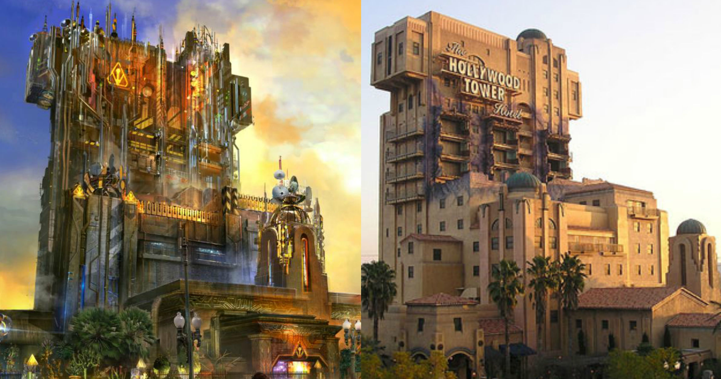 Poll Tower Of Terror Vs Guardians Of Galaxy Playbuzz