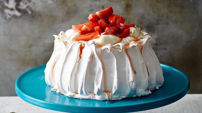 торт павлова классический рецепт с фото