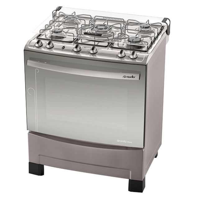 Cocinas combinadas gas electricidad