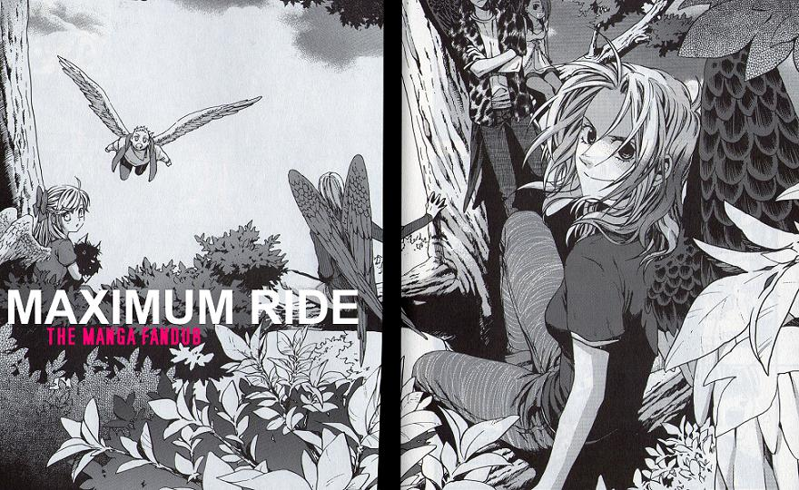 Maximum Ride Nudge And Gazzy