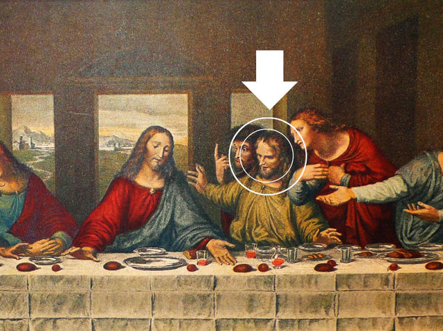 "Can You Name ALL Of Jesus' Disciples From ""The Last Supper""?"
