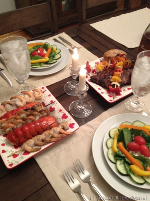 romantic dinners for two at home my web value
