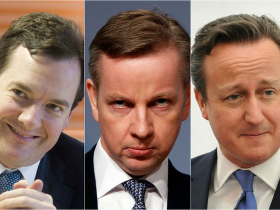tory cabinet members