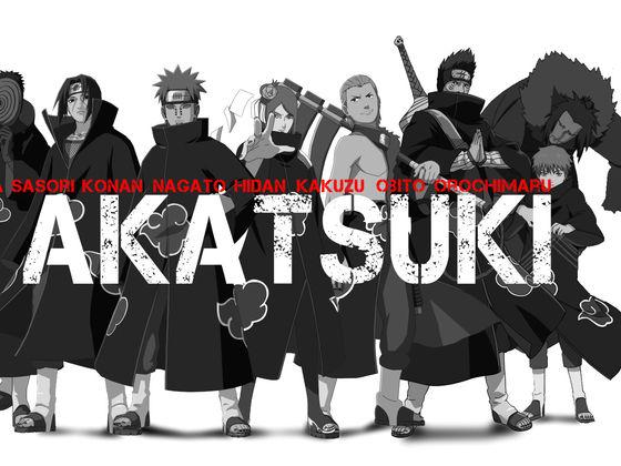 Naruto akatsuki dating quiz