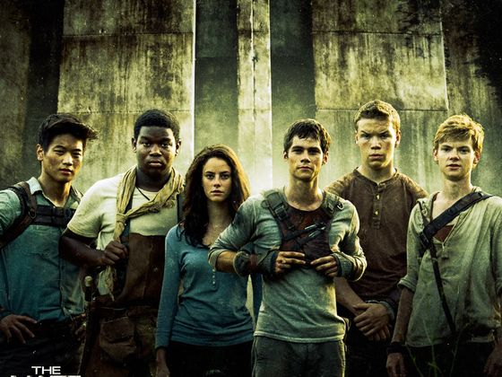 The Maze Runner Character Posters
