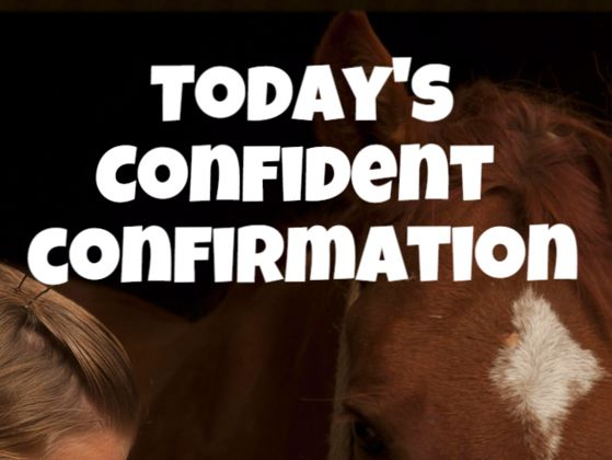 What Confident Confirmation Should You Use To Improve Your Life?