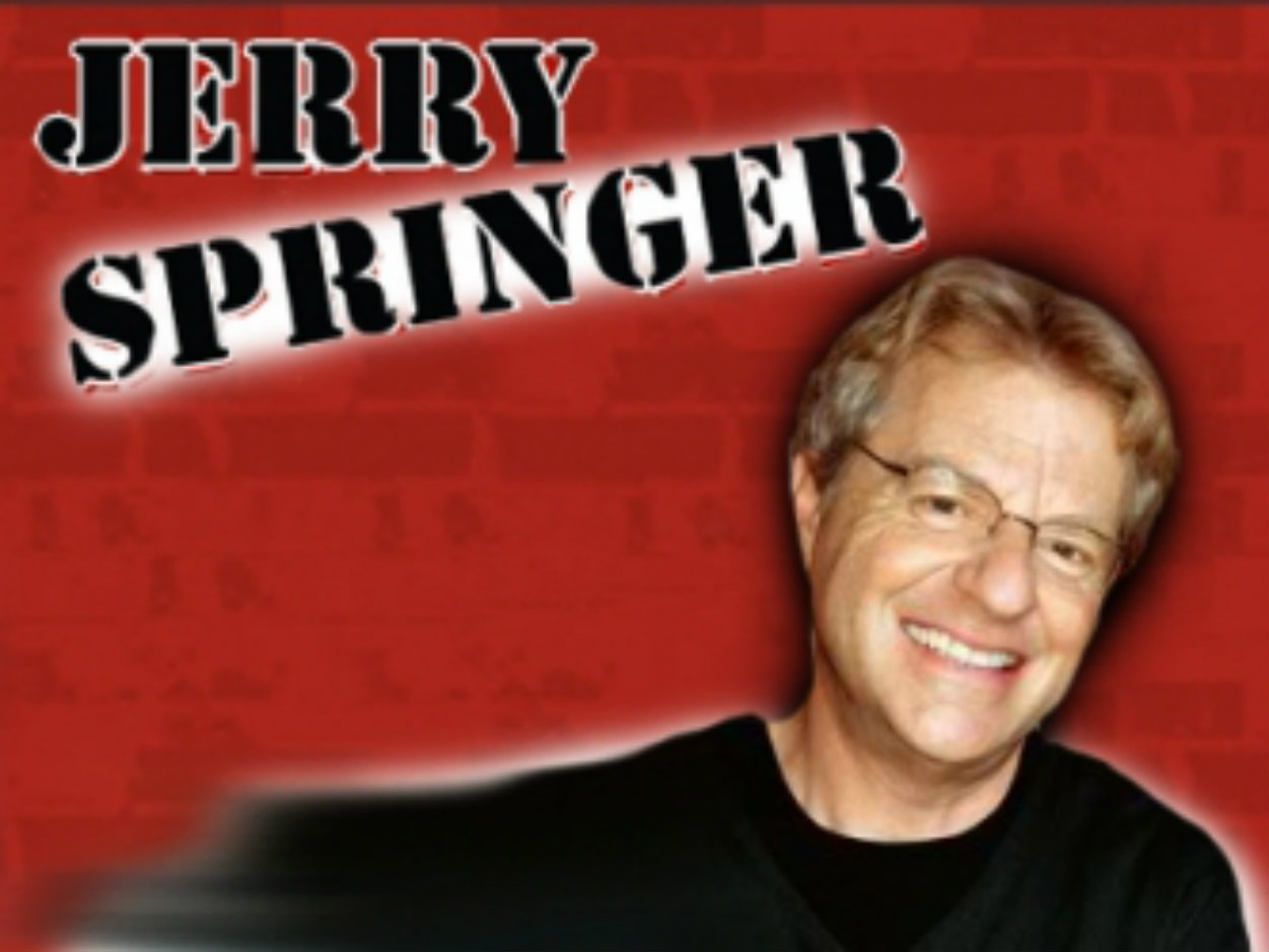 jerry springer 2016