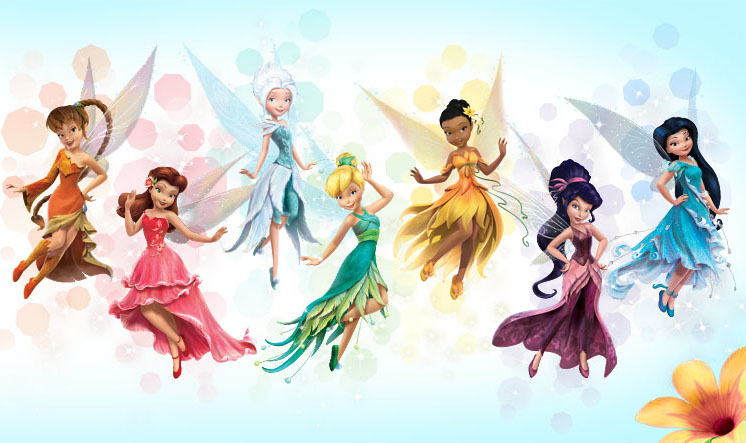 What Type Of Disney Fairy Are You