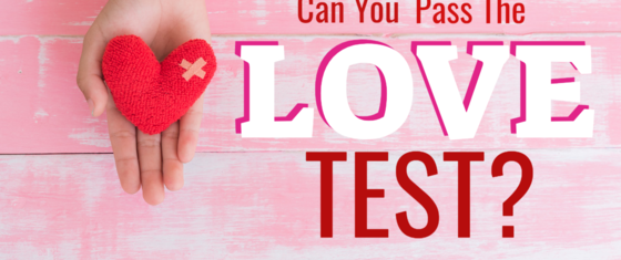 Can You Pass The Love Test?