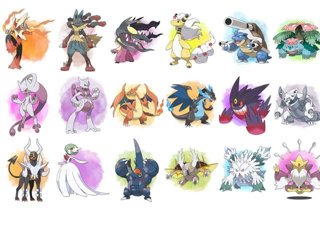 What mega pokemon are you playbuzz - Pokemon tortank mega evolution ...