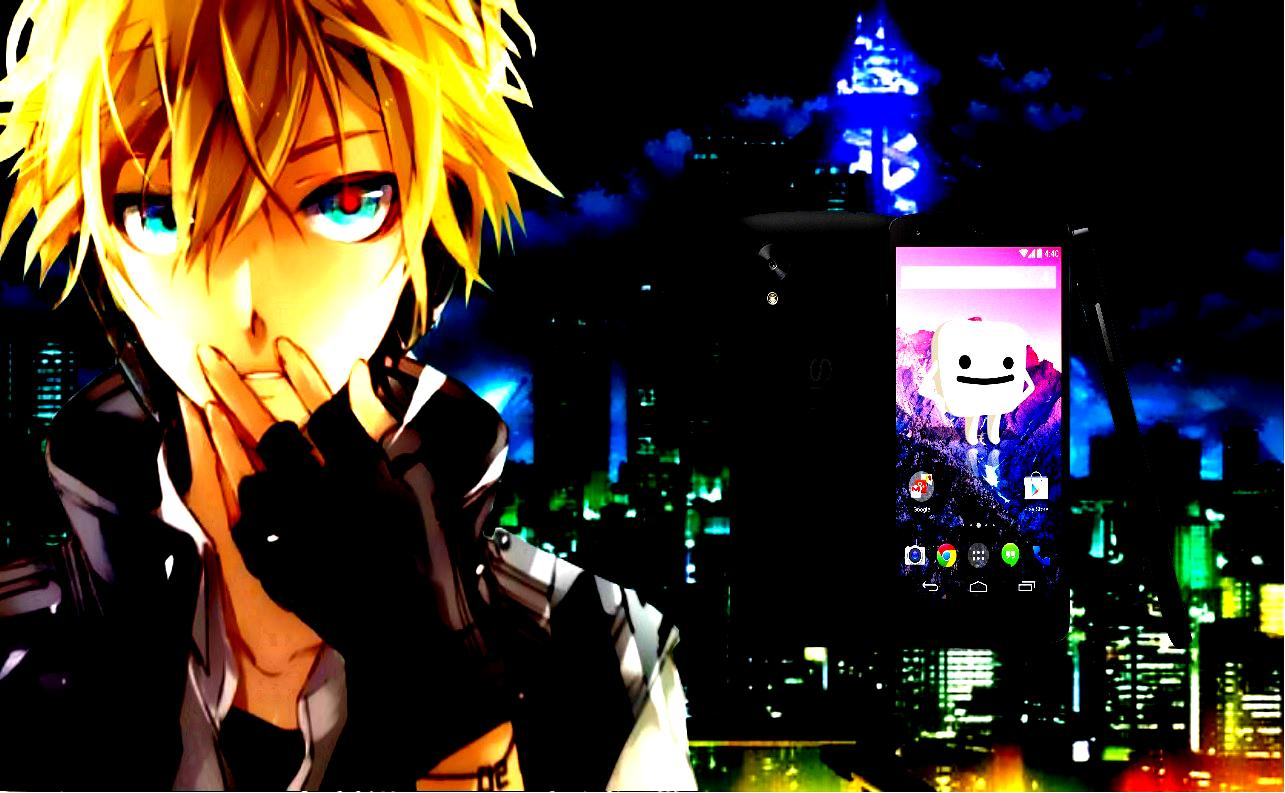 15 Awesome Anime Wallpapers