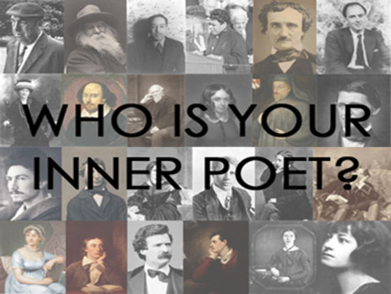Who Is Your Inner Poet?