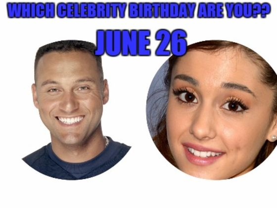 Celebrity birthdays for the week of May 27-June 2 | WTOP