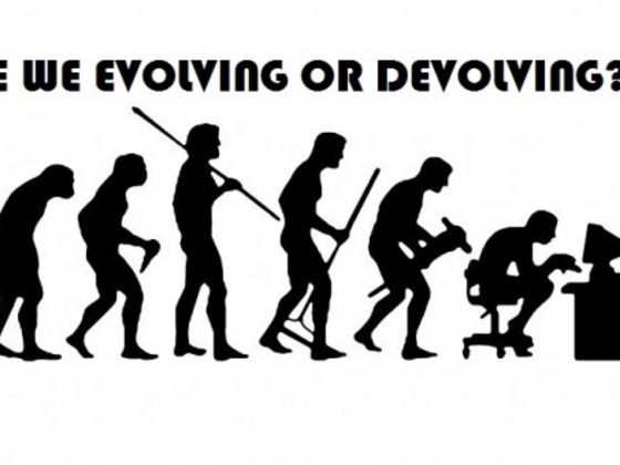 Where Are You On The Evolutionary Ladder? | Playbuzz