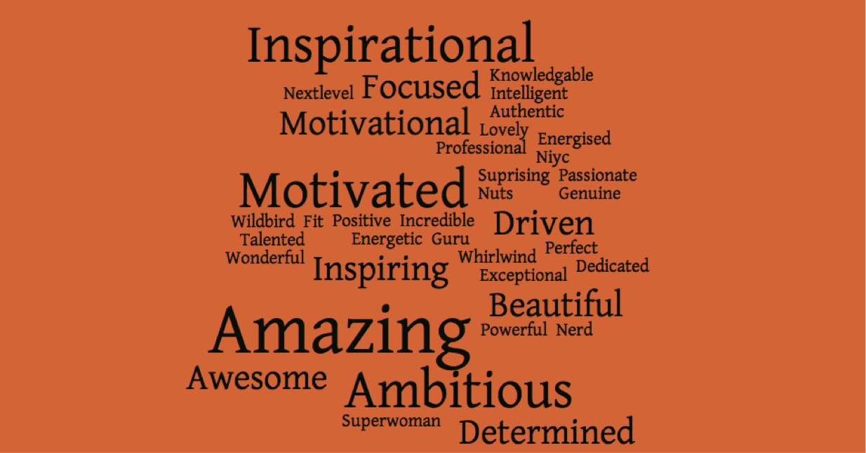 words to describe your personality