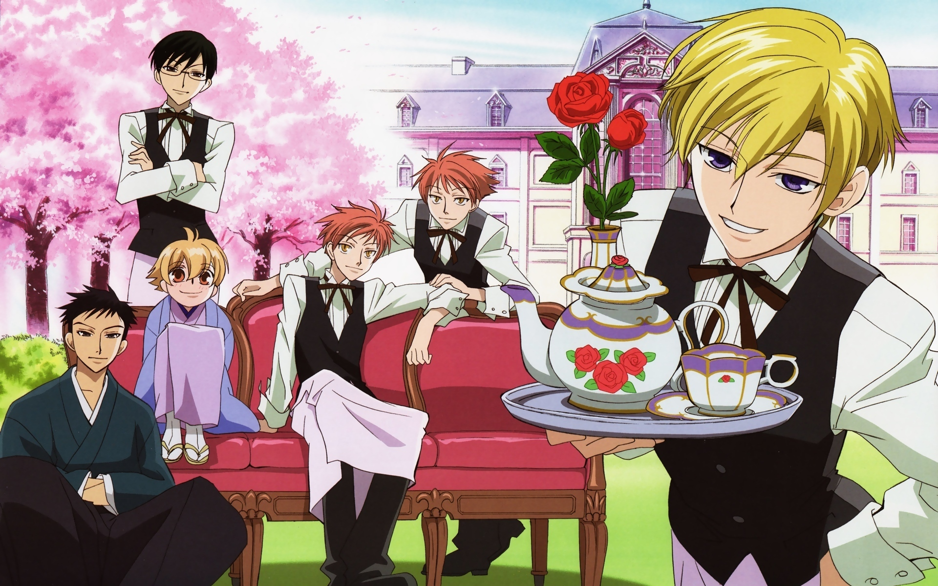 Which Ouran High School Host Club character are you? | Playbuzz