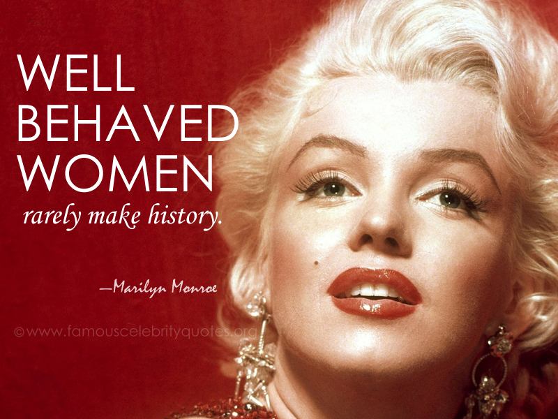Can You Guess Which Of These Quotes Attributed To Marilyn Monroe Are Real  Playbuzz