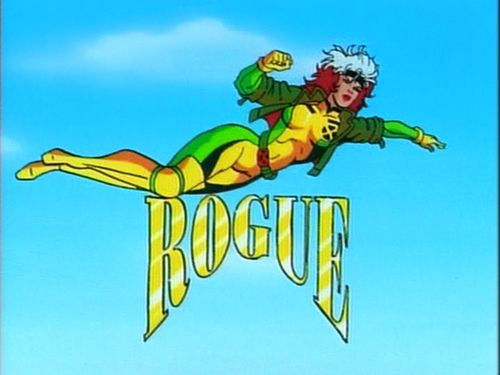 Rogue From This Version Of The X Men Cartoon Show The Lounge Board