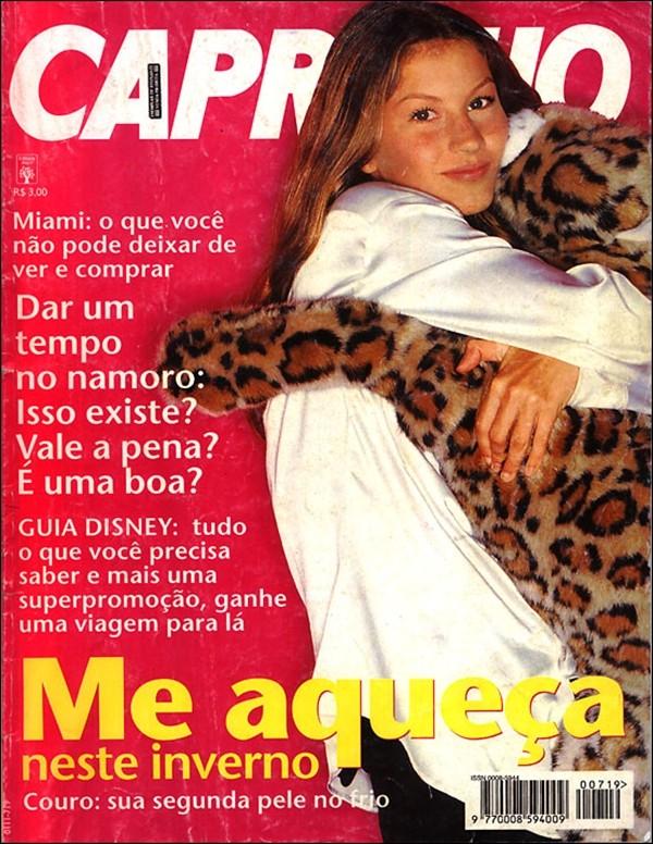 Muitas vezes Essas capas da revista Capricho vão fazer você se sentir muito  YW23
