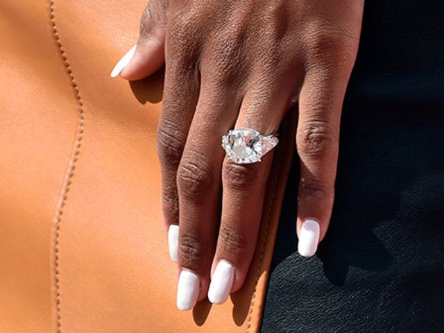 can you guess the price of these celebrity engagement