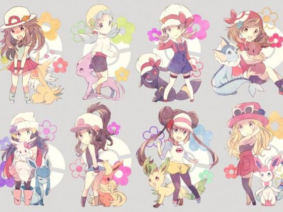 Which Female Pokemon Trainer is your Twin? | Playbuzz