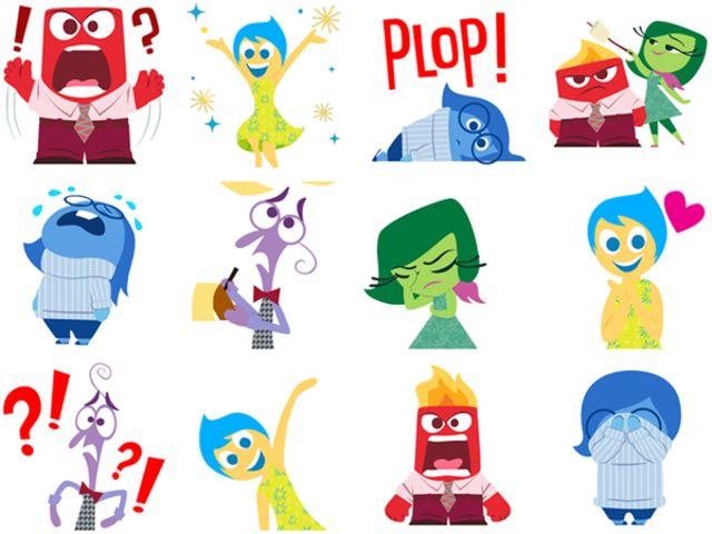 """Los personajes de """"Intensa-mente"""", la película de Pixar ocupan el último puesto del ránking"""