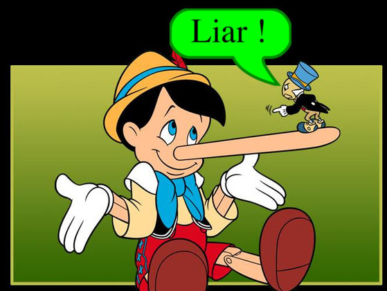 How Good A Liar Are You?