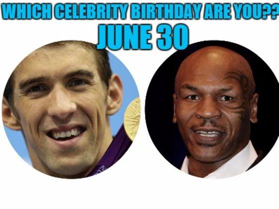 Celebrity Birthdays June - June Famous Birthdays